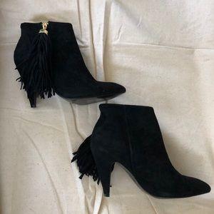 Like New Charles Jourdan Ankle Boots